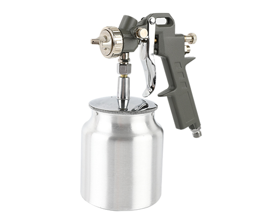 970 Corrosion spray gun easy to clean and protect