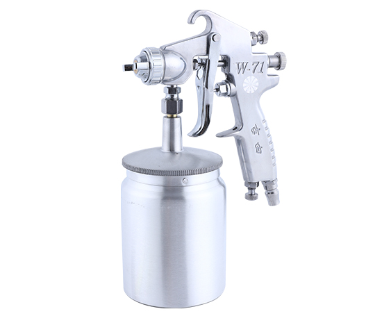 W-71 traditional high atomization topcoat spray gun