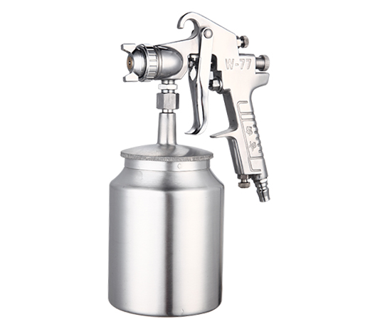 W-77 spray gun for paint cup