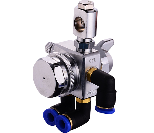 WOLTER ST-6 Series Automatic Spray Gun for glass