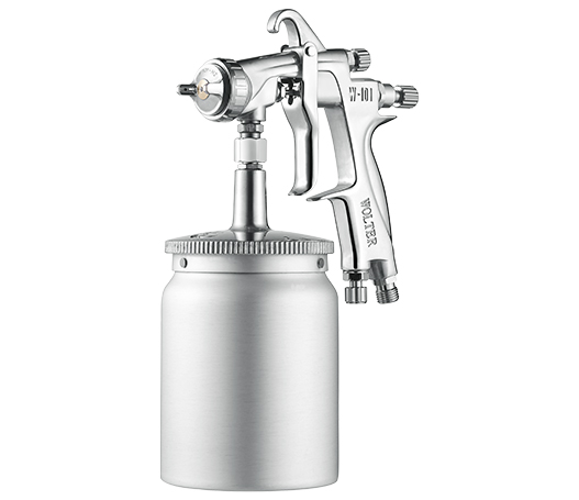 WOLTER W-101 industrial manual Spray Gun series