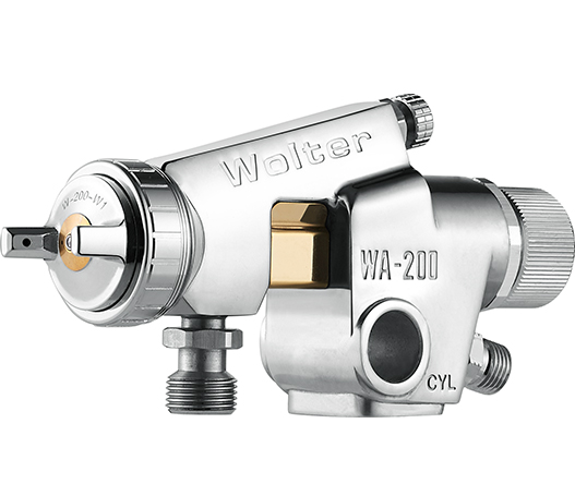 What is the HVLP spray gun?