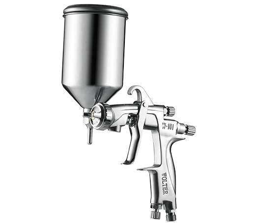 Definition of spray gun